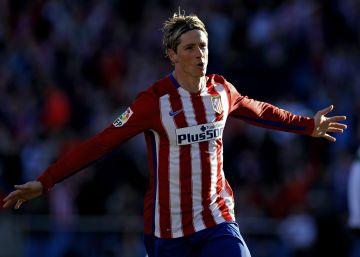 Torres firma por una temporada con el Atlético