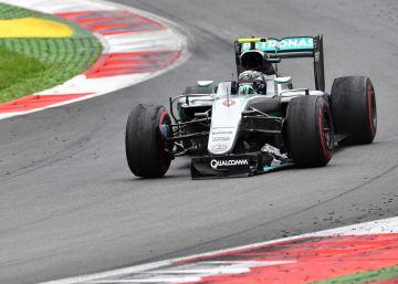 """Rosberg: """"La penalización apesta"""""""