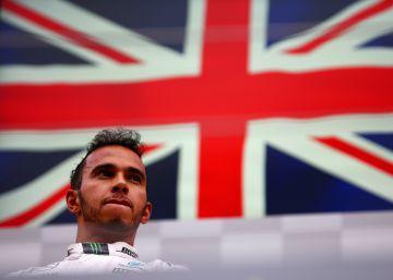 La ira de Lewis Hamilton