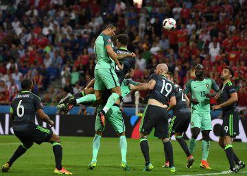 Portugal gana a Gales y se mete en la final de la Eurocopa
