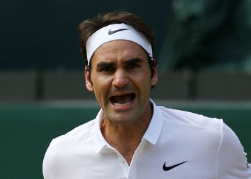 Federer, a lomos de la épica