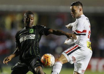 Atlético Nacional pone pie y medio en la final de la Copa Libertadores