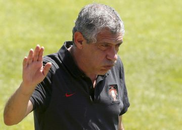 "Fernando Santos: ""Creed en mí y llegaremos a la final"""