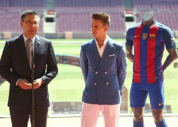 El Barcelona acelera para firmar el patrocinador