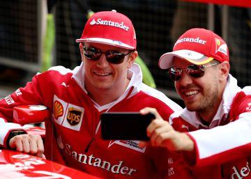 Ferrari renueva a Raikkonen