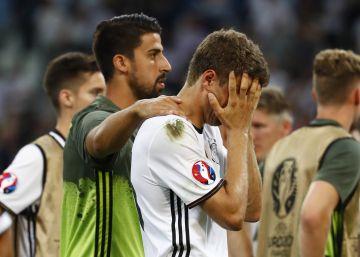Alemania y el riesgo del 'síndrome España'