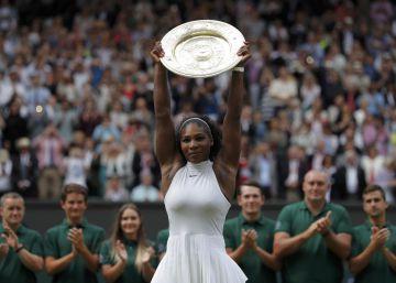 Serena atrapa a Graf