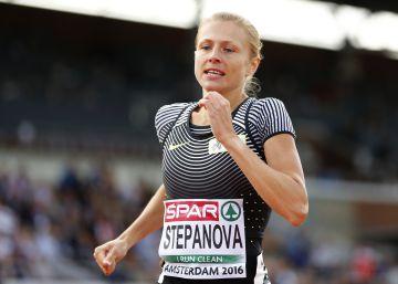 La lucha de Stepanova