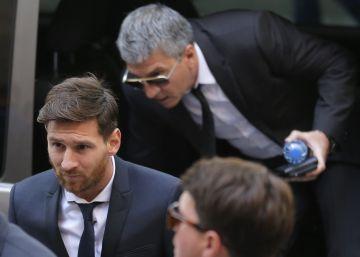 """""""Não vamos tolerar que Leo Messi seja tratado como um delinquente"""""""