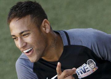 El Barcelona firma el pacto del 'caso Neymar' por el que pagará 5,5 millones