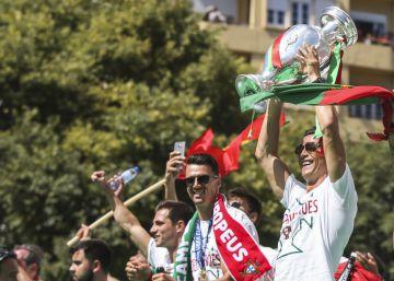 Una Eurocopa sin huella