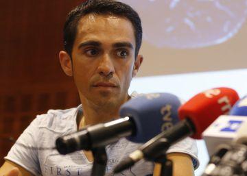 Contador dice adiós a los Juegos