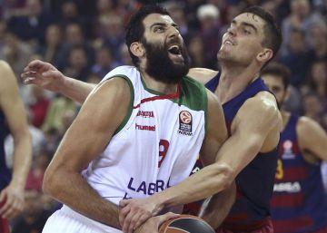 Bourousis, MVP de la ACB, se va al Panathinaikos