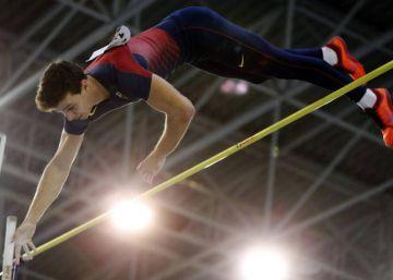 Dídac Salas, el saltador sin pértiga