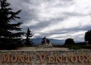 El mistral roba el Ventoux al Tour