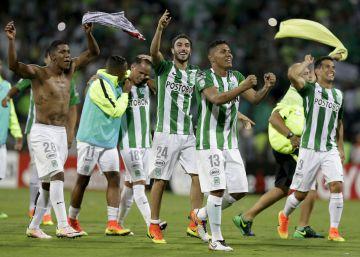 Atlético Nacional supera al São Paulo y se clasifica a la final