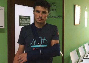 Gómez Noya, baja para los Juegos de Río