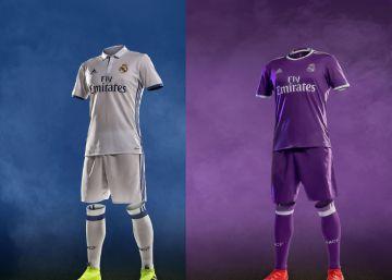 Así será la nueva camiseta del Real Madrid 2016/2017