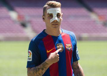 """Digne: """"El Barça tiene el estilo perfecto para mi"""""""