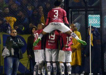 Independiente del Valle da la sorpresa y elimina a Boca en La Bombonera