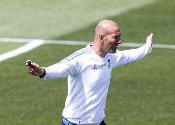 Vuelta al cole para el Real Madrid de Zidane