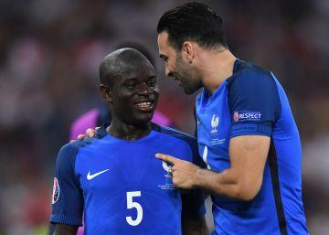 El Chelsea ficha a Kanté