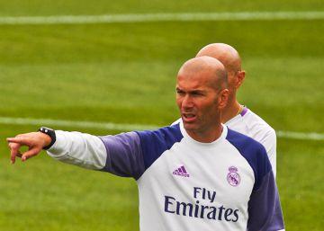 """Zidane: """"¿Pogba? Me gusta, sí, pero es jugador de la Juve"""""""