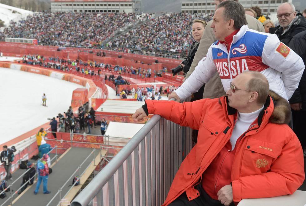 Assim a Rússia fazia desaparecer o doping positivo de seus melhores atletas