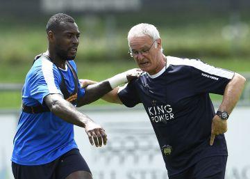 El Leicester trata de guardar su tesoro