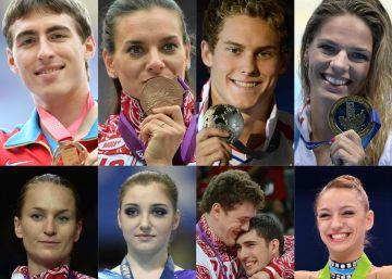 ¿Qué más deportistas rusos pueden ser vetados?