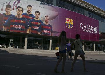 El Barcelona renueva un año con Qatar Airways