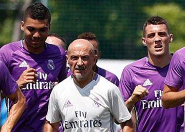 Antonio Pintus, el primer fichaje de Zidane