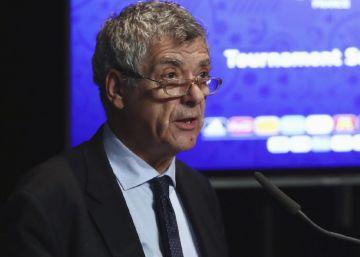 Villar, candidato para presidir la UEFA