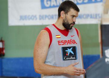 Marc Gasol no competirá en Río