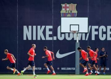 El Barça ya corre