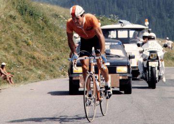 Dominique Arnaud, ciclista que ganó el Tour con Hinault, Perico e Indurain