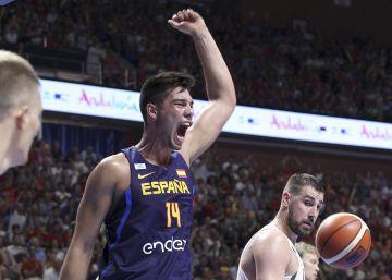 España no levanta el vuelo ante Lituania
