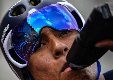 Nairo Quintana, entre la alergia y la inmadurez