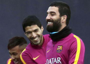 Exceso de centrocampistas en el Barcelona