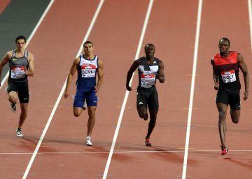 Londres fue una fiesta para Bolt, Hortelano y el atletismo español