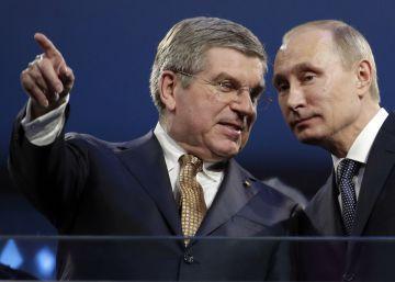 Rusia estará en Río 2016