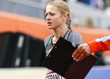 Stepanova pide al COI que se revise su caso para ir a los Juegos