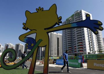 Río 2016 admits Olympic Village still not ready