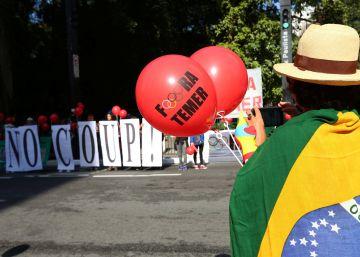 Boicot de Rousseff y Lula a la ceremonia de apertura de los Juegos