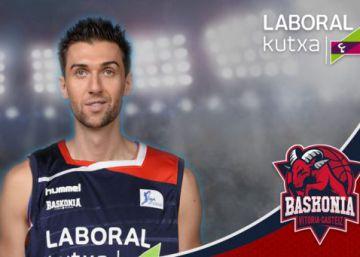 Bargnani, nuevo jugador del Baskonia.