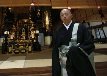 Un monje budista en las aguas bravas de los Juegos de Río