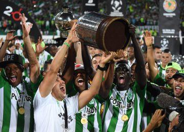 Atlético Nacional pone de fiesta a Medellín
