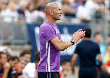 """Zidane: """"Tenemos que coger los automatismos"""""""