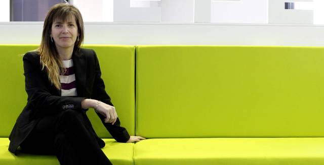 La vicepresidenta económica del Barcelona, Susana Monje.