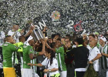 Atlético Nacional conquista América desde Colombia